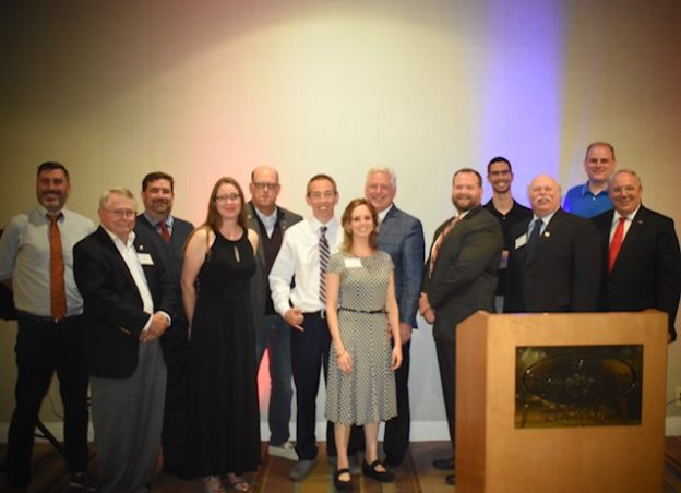 2019 Convention - New Board
